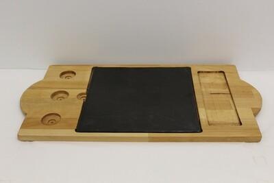 Tagliere igienizzabile quadrato Mis. 30x30