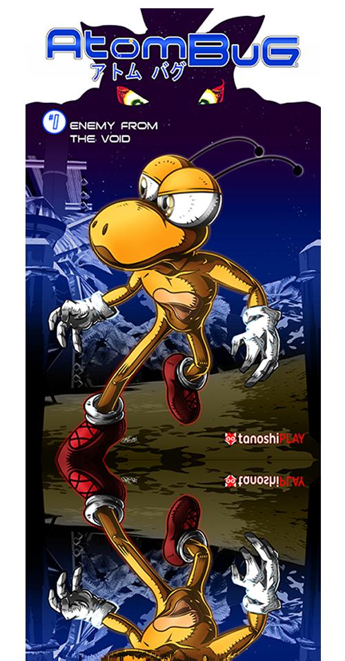 Atom Bug #1 Comic Book