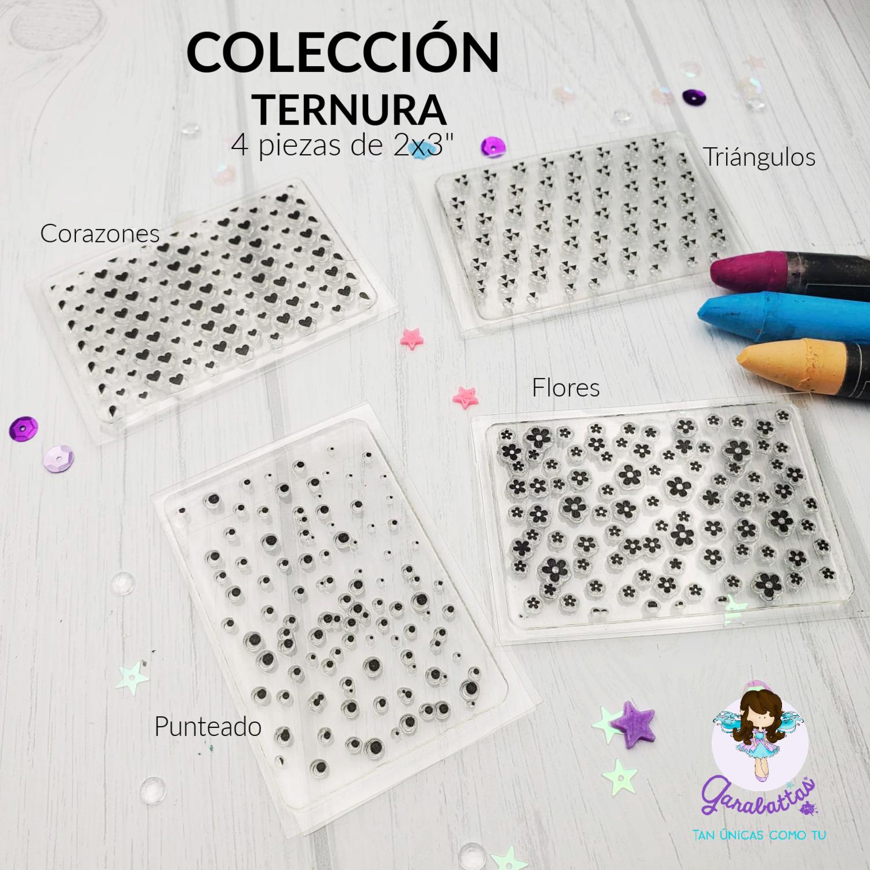 "2x3"" Stamp - Ternura (Cute) Collection"