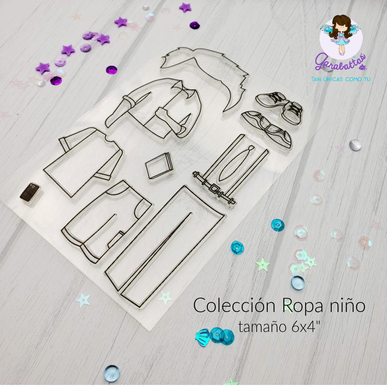 """6x4"""" Stamp - José María"""