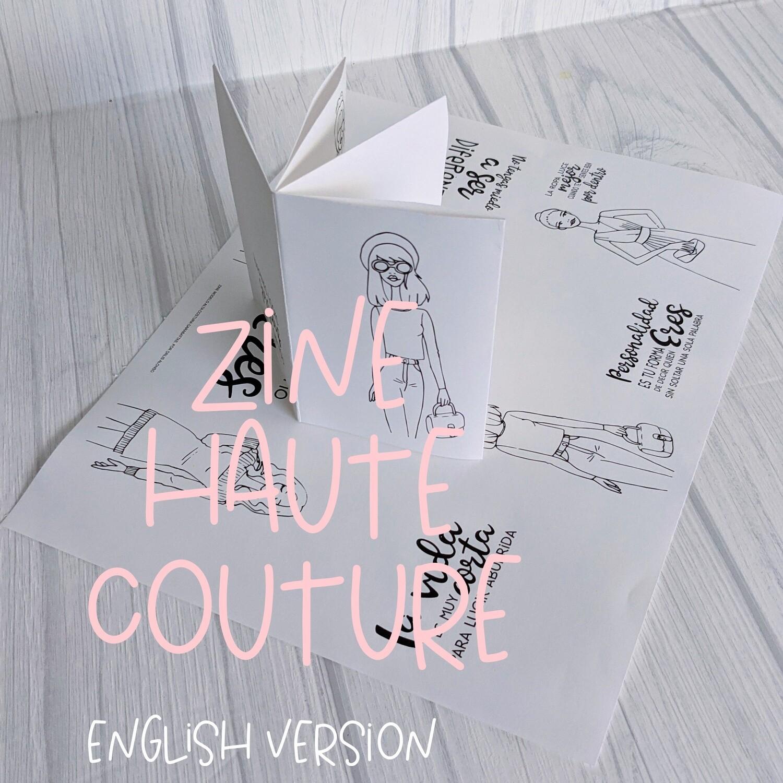ZINE HAUTE COUTURE