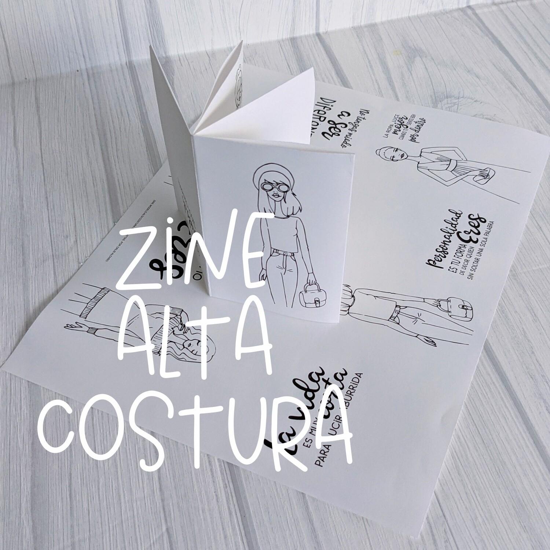 Zine alta costura (Spanish edition)