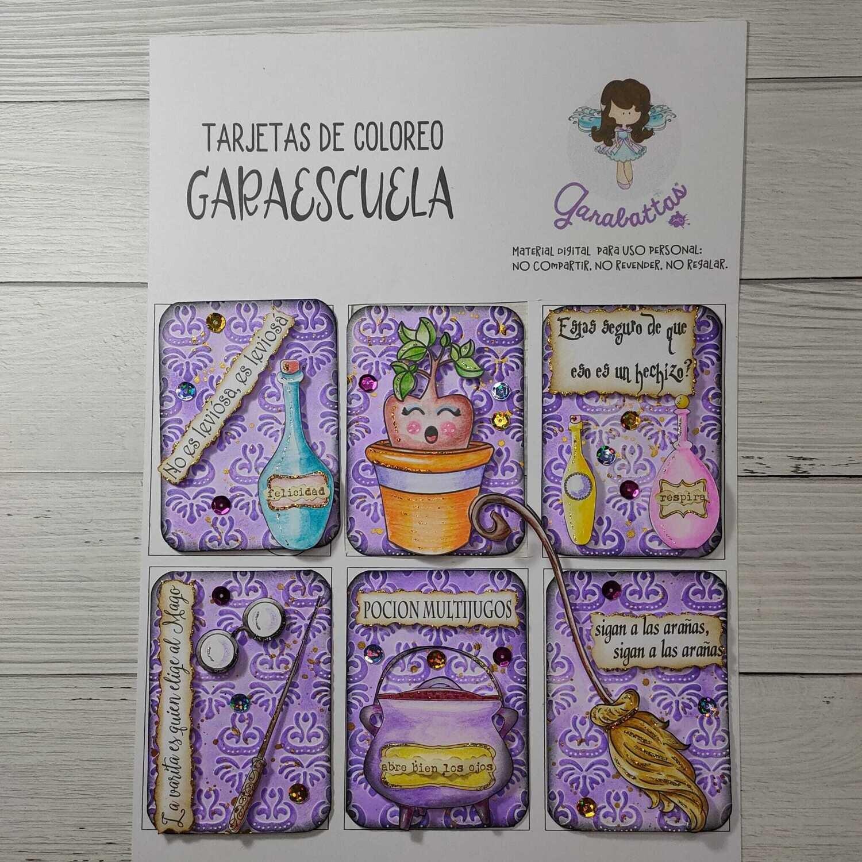 COLOREABLES GaraEscuela