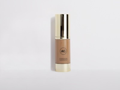 The Matifying Liquid Foundation - Cappuccino