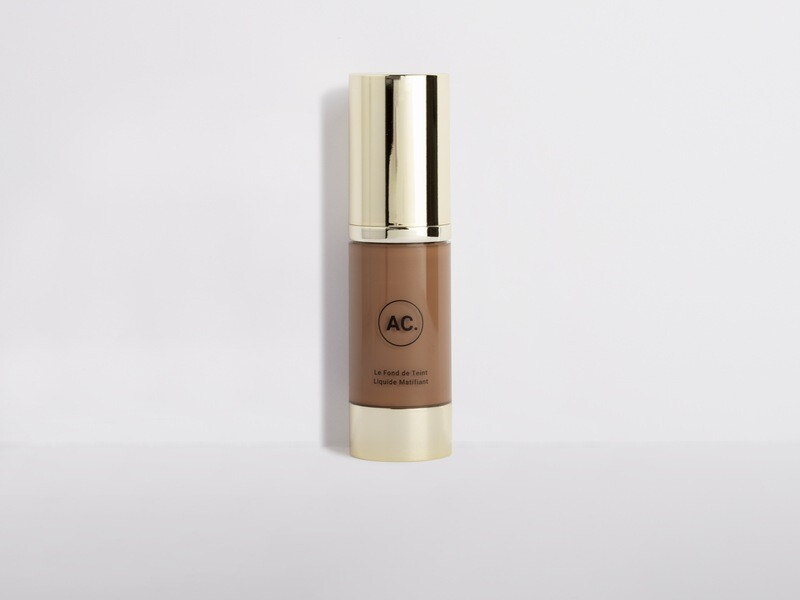 The Matifying Liquid Foundation - Cacao