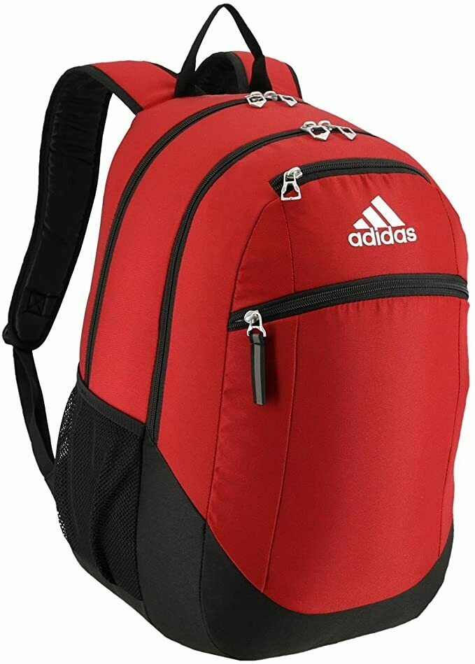 Adidas Backpack with Name and Logo