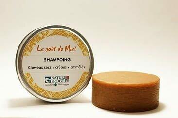 Savon Shampoing BIO Cheveux Normaux à Secs tout nos shampooing solide sont cheveux et corps 2 en un
