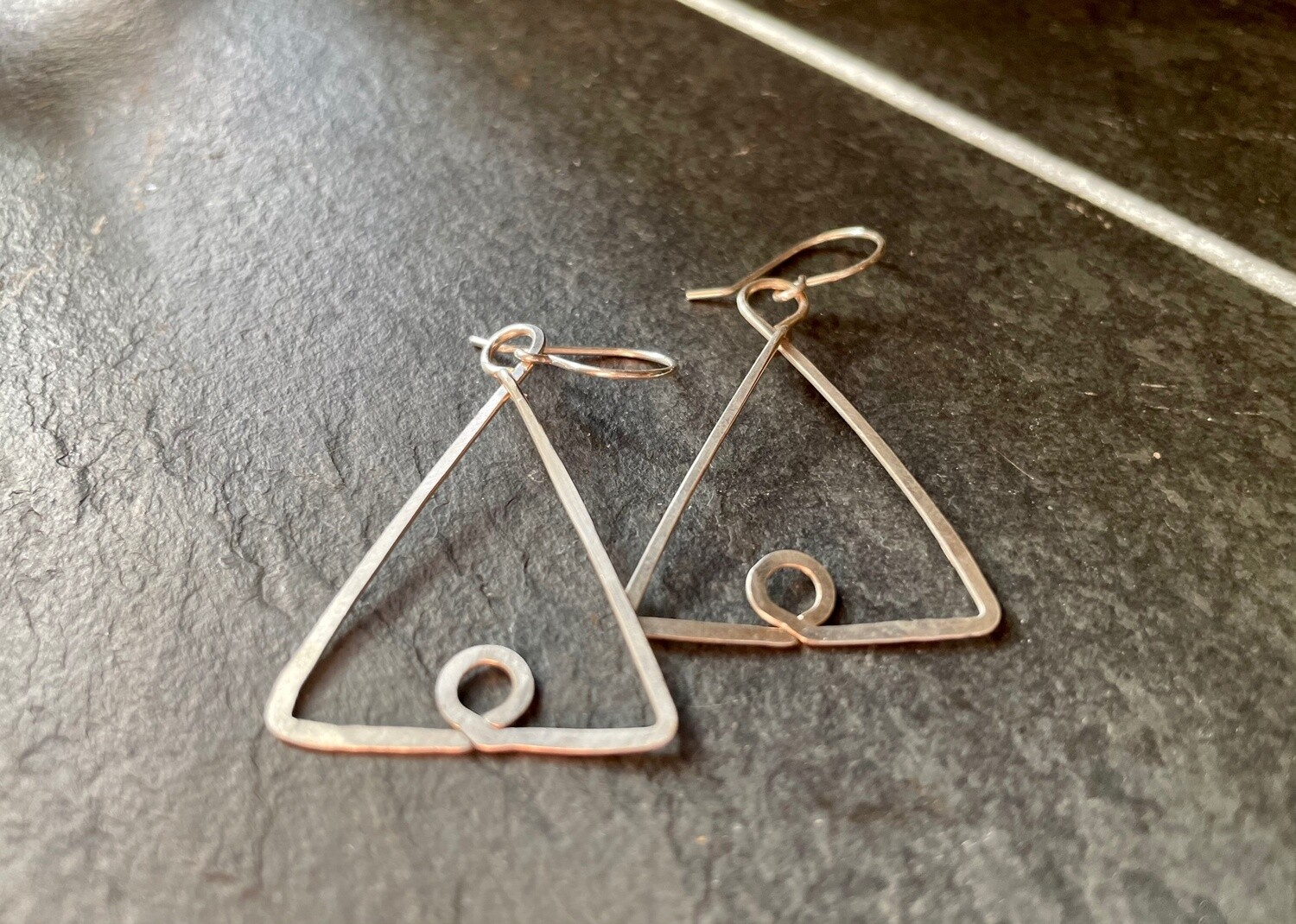 Gold Triangles with Loop