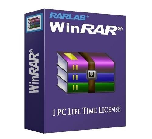 WINRAR Latest Version 2021 Lifetime License Key