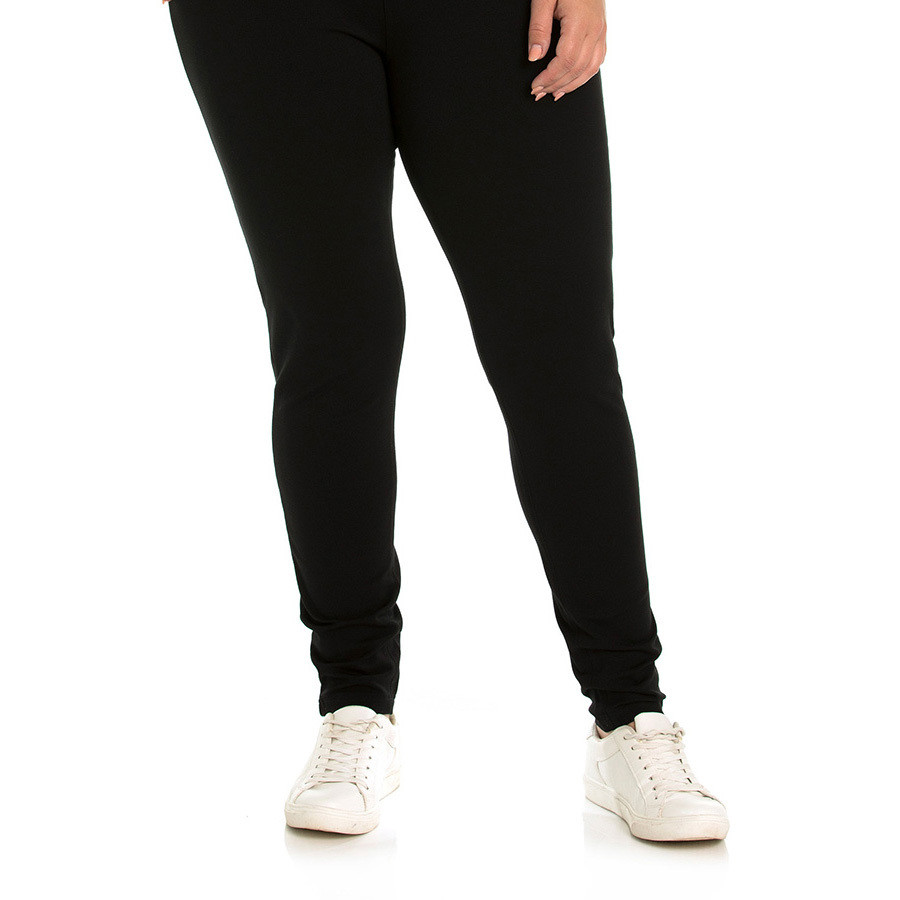 Idyl Viscose Blend Fitted Leggings