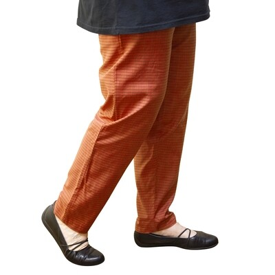 Lightweight Cotton Pants with Pockets
