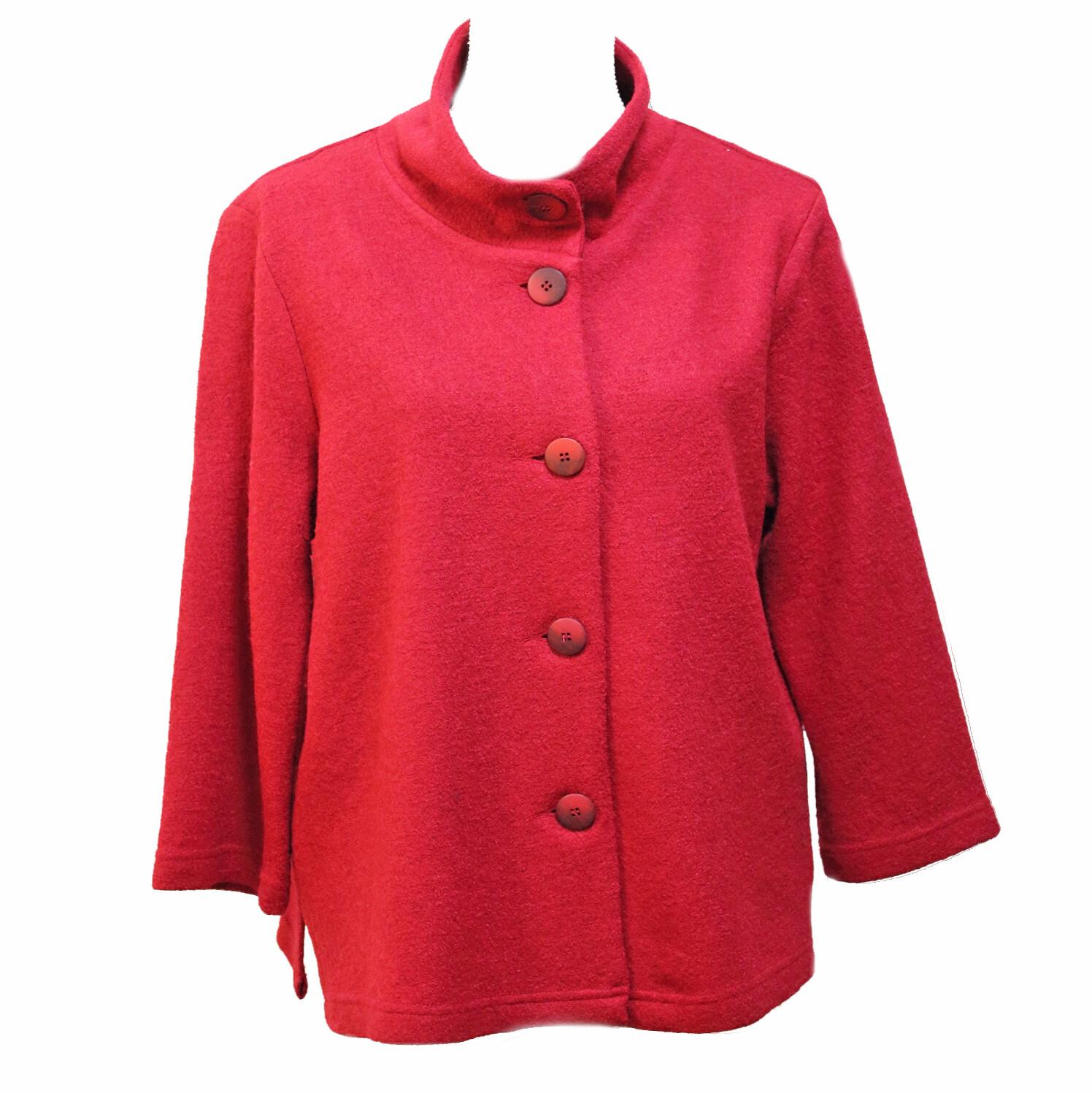 Pure Merino Wool Jacket