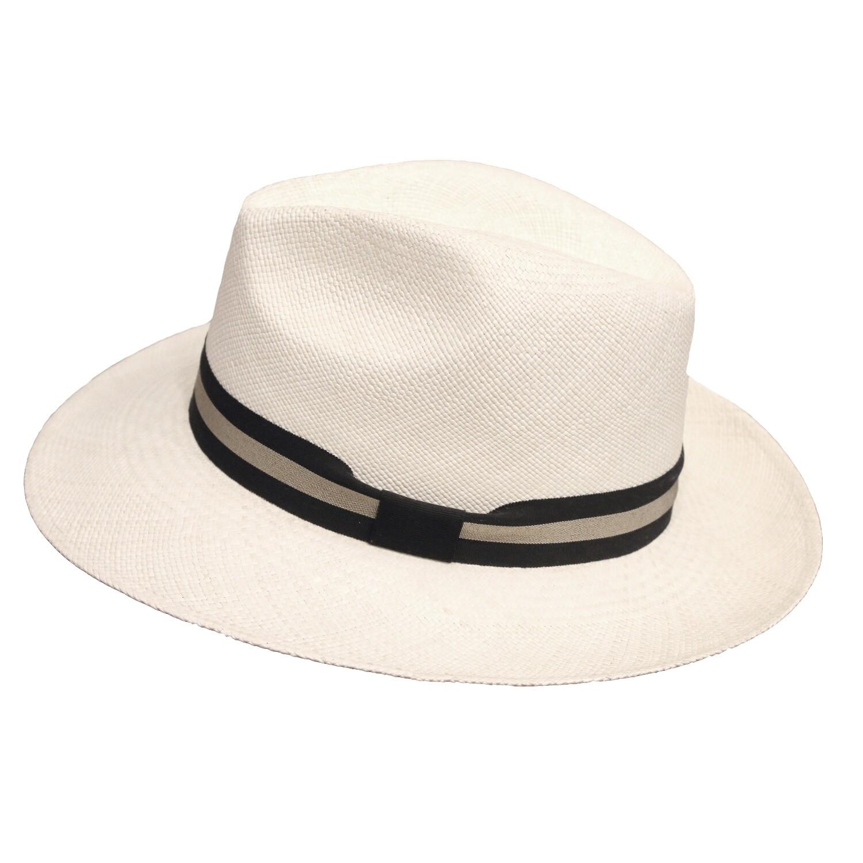 Genuine Classic Panama Hat