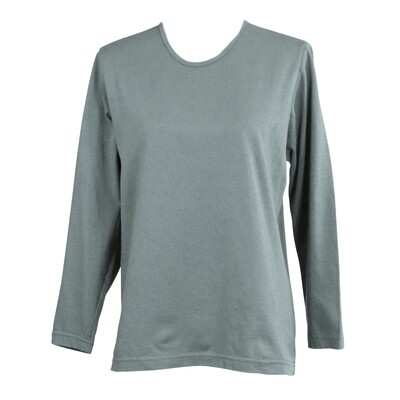 Long Sleeve Pure Cotton Tee