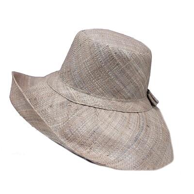 Wide Brim Handmade Woven Straw Hat