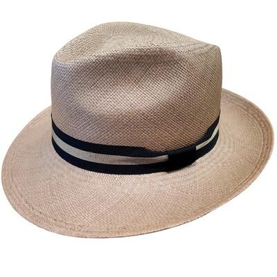 Genuine Panama Fedora Hat