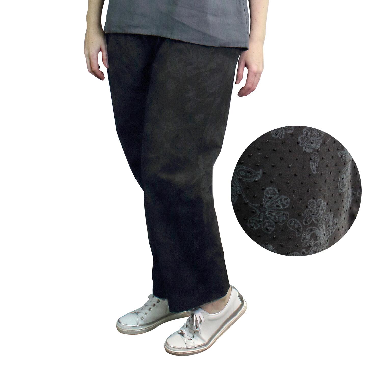 Pure Cotton Flock Dot Pants