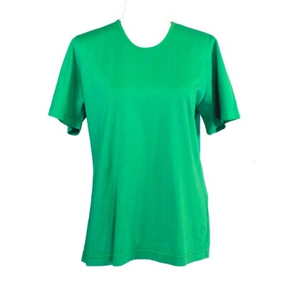 Soft Pure Cotton Emerald Tee