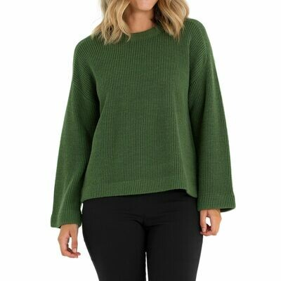 Relaxed Knit Jumper by Marco Polo