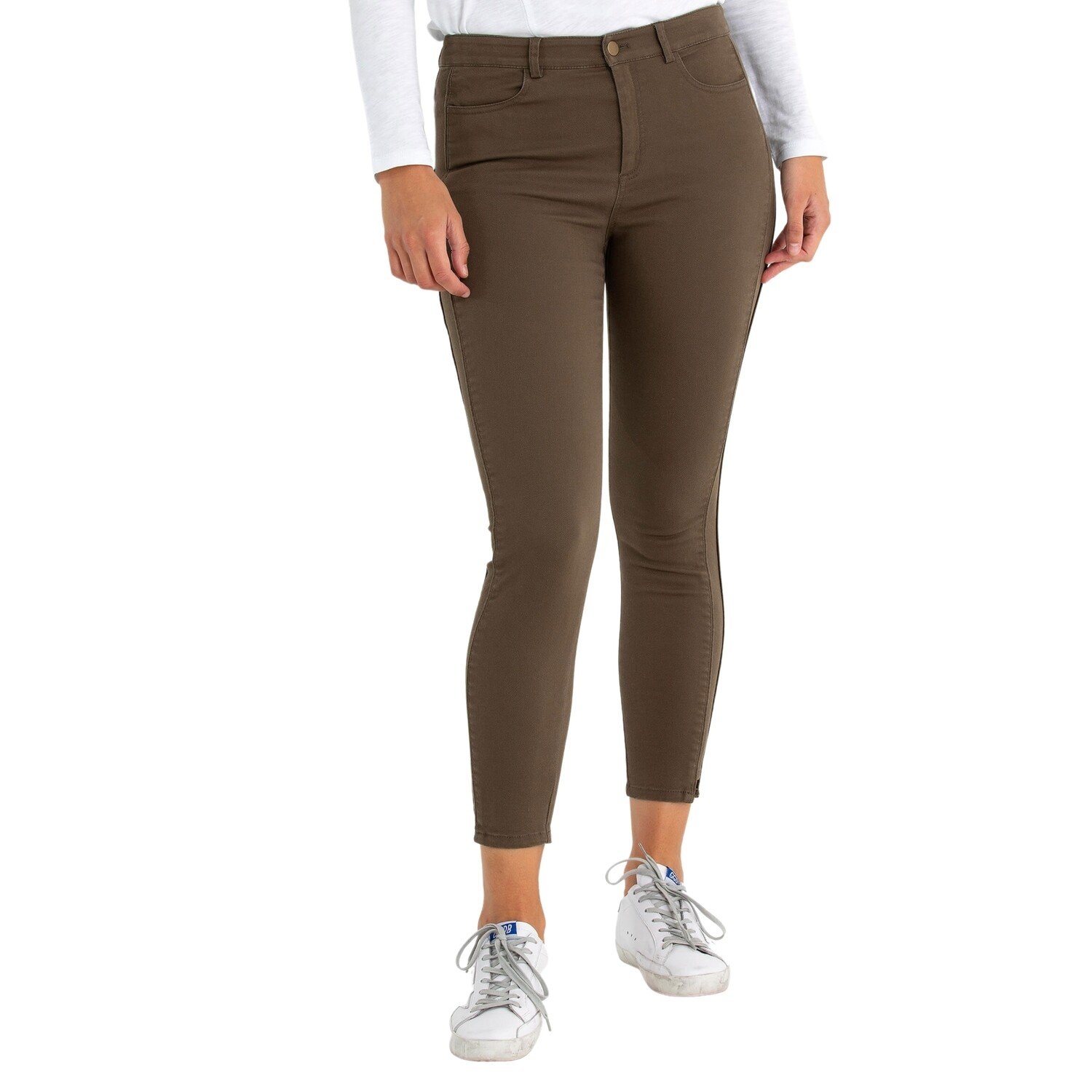 Panelled Pants by Marco Polo