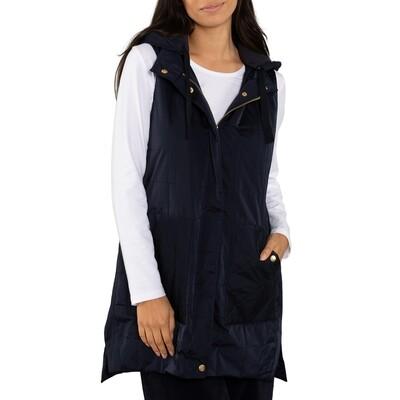 Longline Vest by Yarra Trail