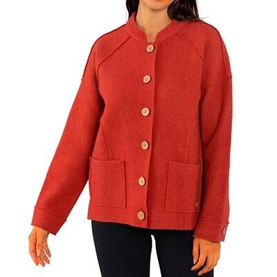 Crop Wool Jacket by Yarra Trail