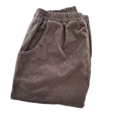 Cotton Cord Pants