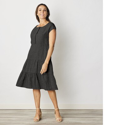 Pure Linen Dress by See Saw