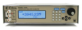Ectron Model 1140A Thermocouple Simulator/Calibrator