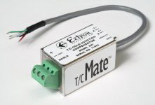 Ectron T/CMate Thermocouple Cold-Junction Compensation Series 200