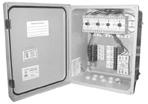XE100 Series Vibration Transmitter Enclosure, 1-12 Transmitters