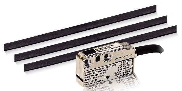 Magnetic Linear Encoders Model INT-MLI