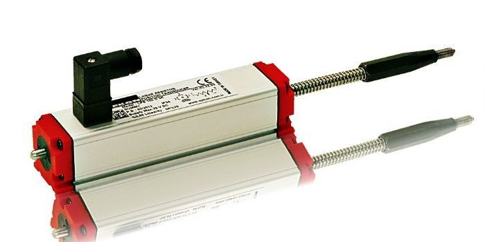 Linear Potentiometers (voltage dividers) Model INT-LPS
