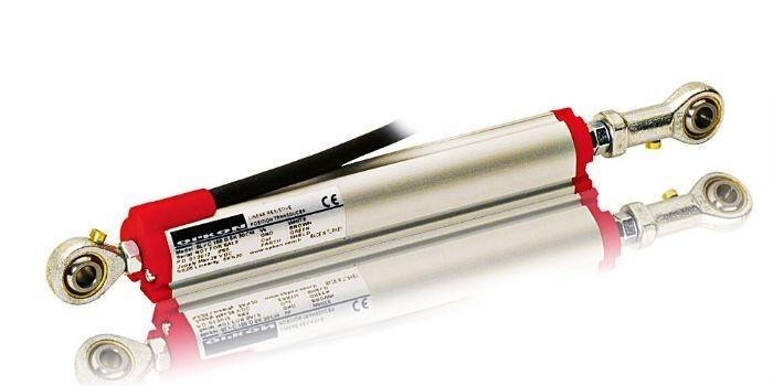 Linear Potentiometers (voltage dividers) Model INT-SLPC