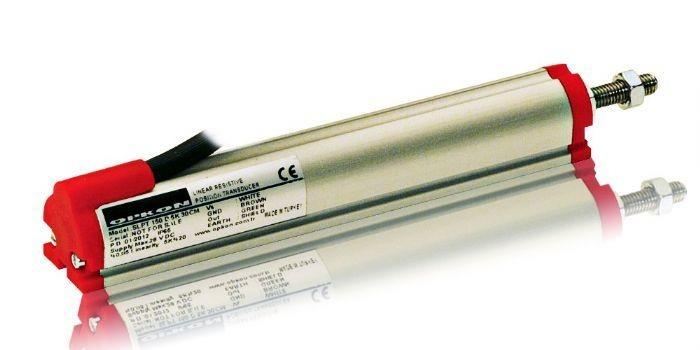 Linear Potentiometers (voltage dividers) Model INT-SLPT