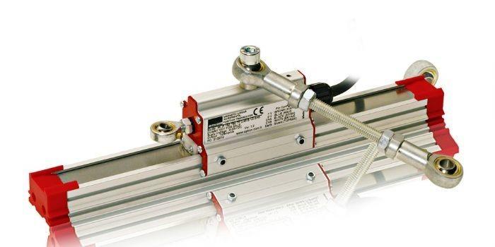 Magnetic Linear Encoders Model INT-MLIP