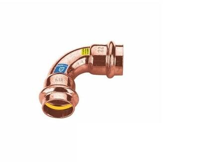 CURVA D. 15 M/F PRESSARE ACQUA/GAS