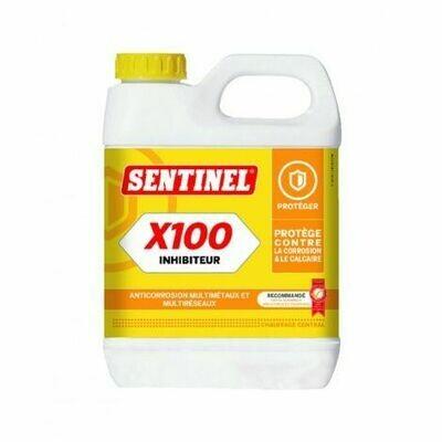 INIBITORE X100 1 LT SENTINEL