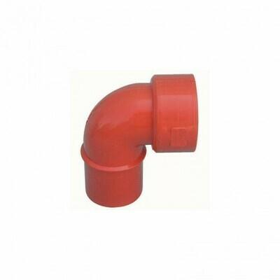 CURVA TECNICA D. 40 PVC
