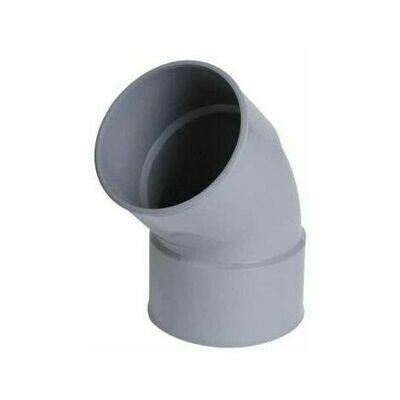 CURVA D. 32 45° M/F PVC