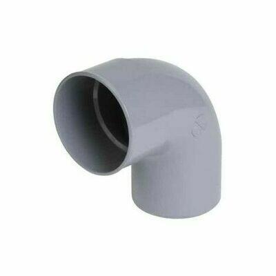 CURVA D. 50 90° M/F PVC