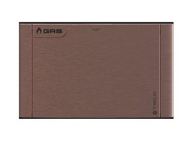 PLACCA APRIBILE RAME 135 X 90 TECO