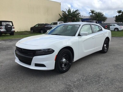 Dodge Charger Police RWD