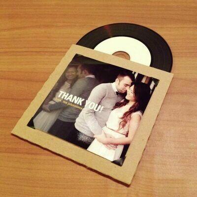 CD Thank You Gift