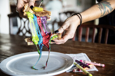 Rainbow Grilly