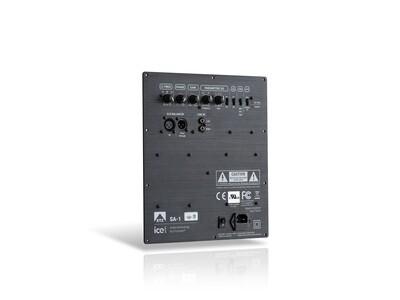 XTZ Sub amp SA-1