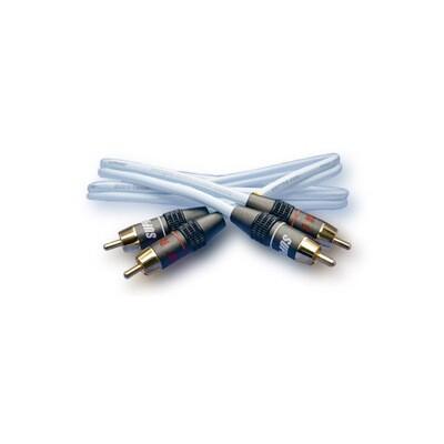 Supra Dual-RCA 0,5m