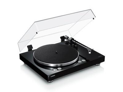 Yamaha MusicCast Vinyl 500 Svart