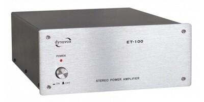 Dynavox ET-100 Silver