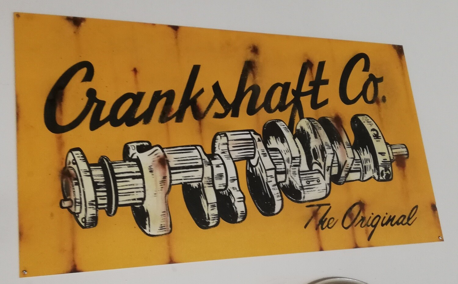 Crankshaft Co.